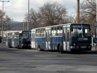 Будапешт. Ikarus 260 BPI-210