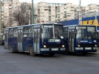 Будапешт. Ikarus 280 BPI-979, Ikarus 260 BPO-140