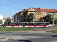 Прага. Tatra KT8D5 №9081