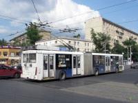 Москва. ТролЗа-6206 Мегаполис №7609