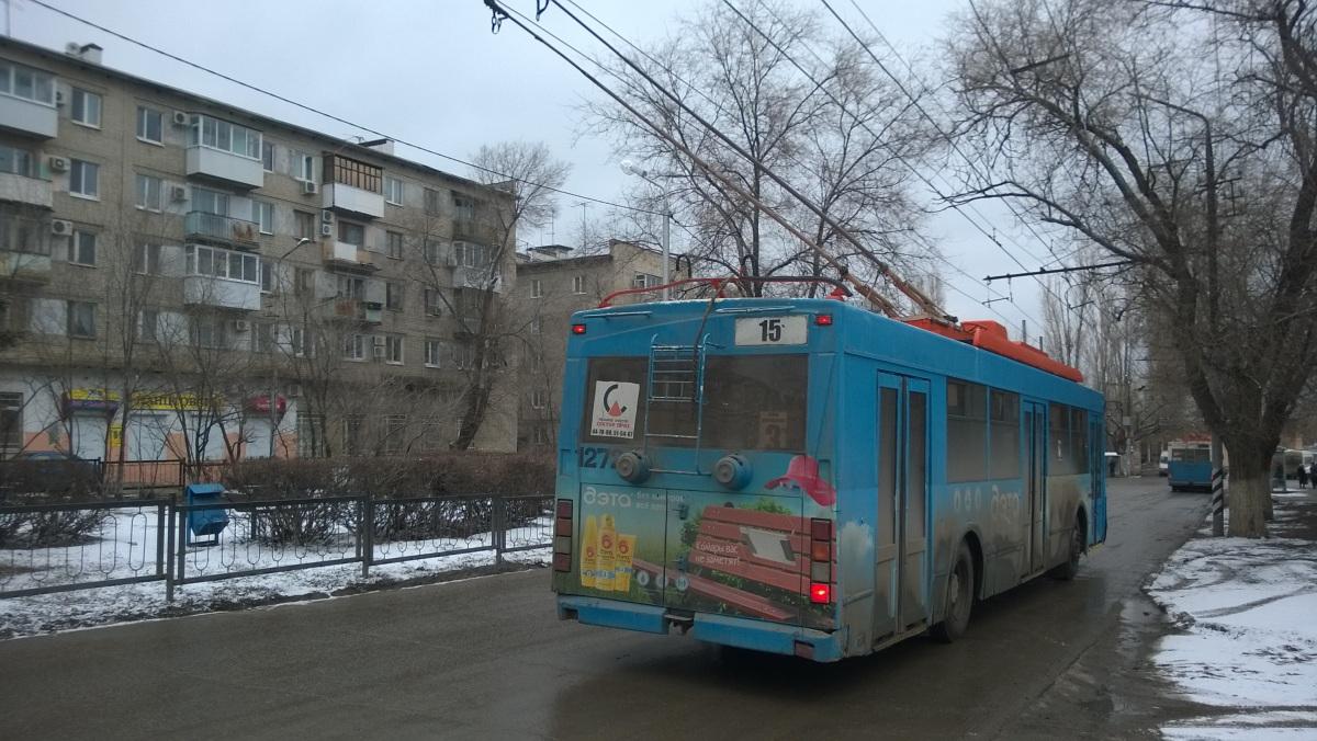 Саратов. ТролЗа-5275.05 Оптима №1272