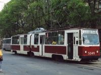 Санкт-Петербург. ЛВС-86К №5049