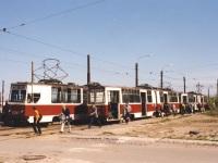 Санкт-Петербург. ЛВС-86К №5061, ЛВС-86К №5025, ЛВС-86К №5026