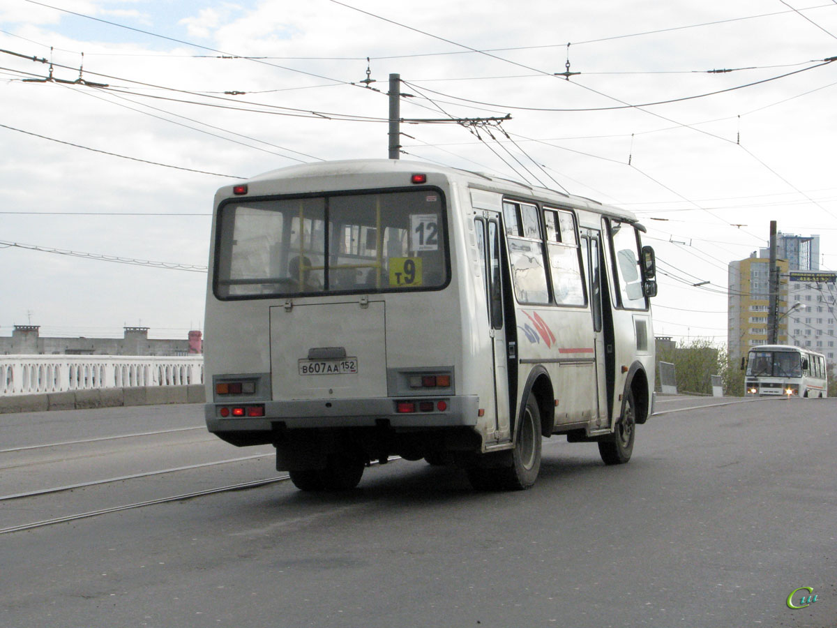 Нижний Новгород. ПАЗ-32054 в607аа