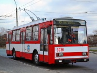 Николаев. Škoda 14Tr №3036