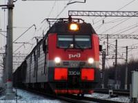 Санкт-Петербург. 3ЭС4К-001 Дончак