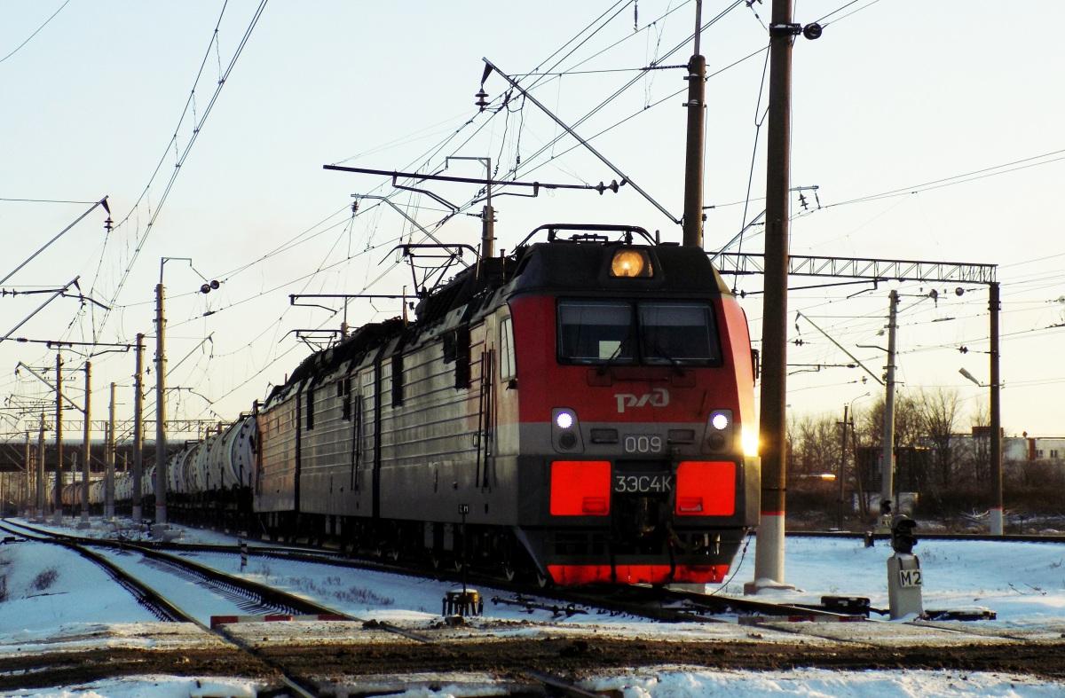 Санкт-Петербург. 3ЭС4К Дончак-009