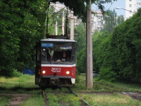 Харьков. Tatra T6B5 (Tatra T3M) №4552