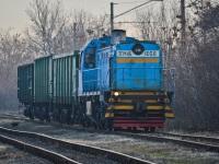 Таганрог. ТГМ4Б-1058