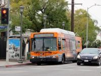 Лос-Анджелес. NABI 40-LFW 1079387