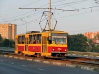 Курск. Tatra T6B5 (Tatra T3M) №016
