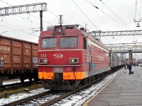 Хабаровск. ЭП1-333