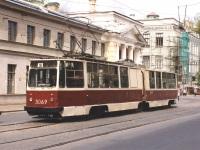 Санкт-Петербург. ЛВС-86К №3069
