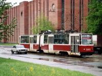 Санкт-Петербург. ЛВС-86К №3083