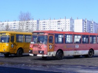 Комсомольск-на-Амуре. ЛиАЗ-677М к255км, ЛиАЗ-677М ка462