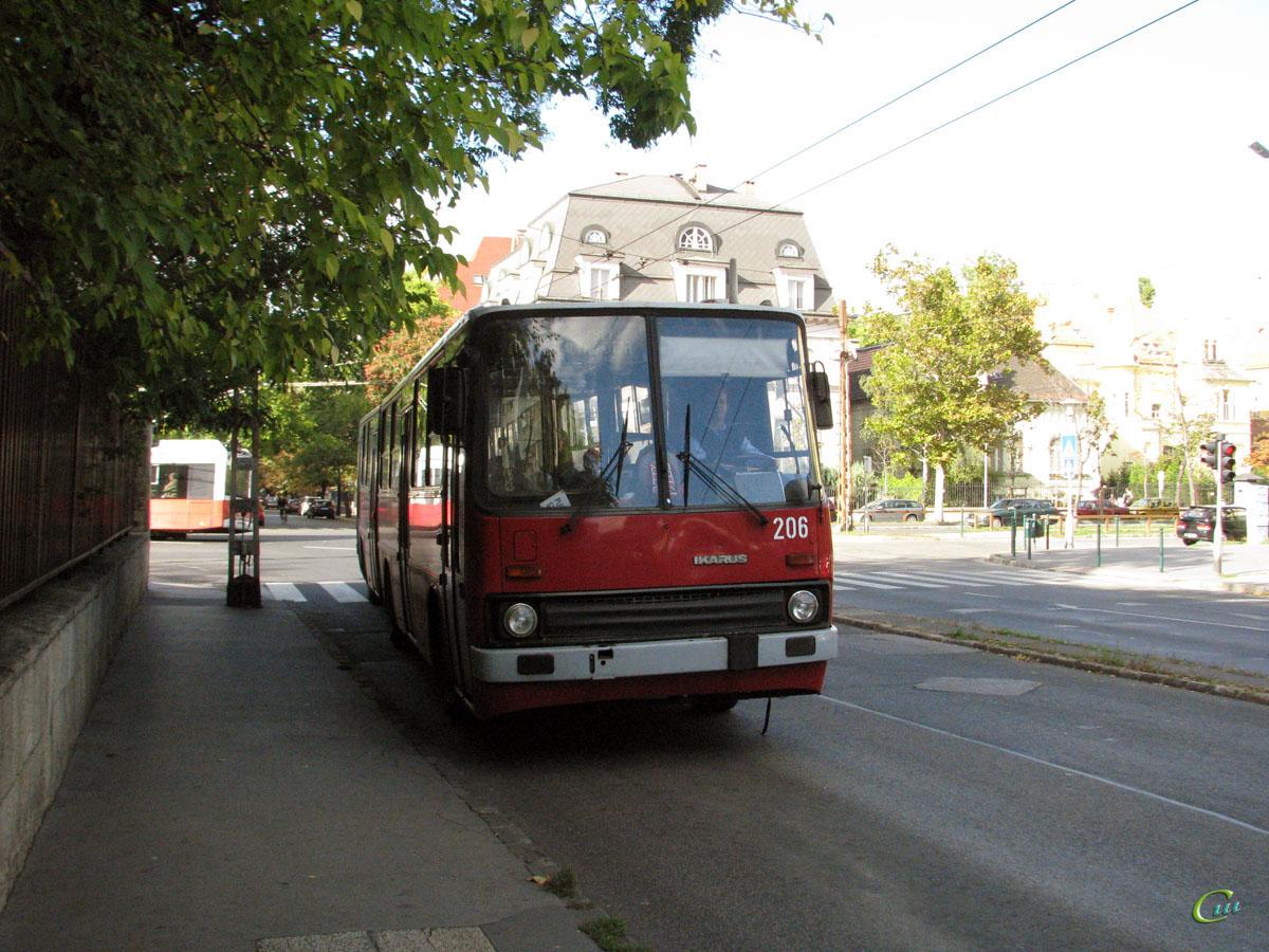 Будапешт. Ikarus 280.94 №206