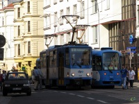 Острава. Tatra T6A5 №1121