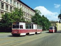 Санкт-Петербург. ЛВС-86К №5053, ЛВС-86К №4008