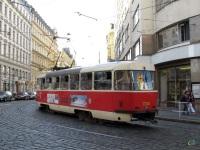 Прага. Tatra T3SUCS №7245