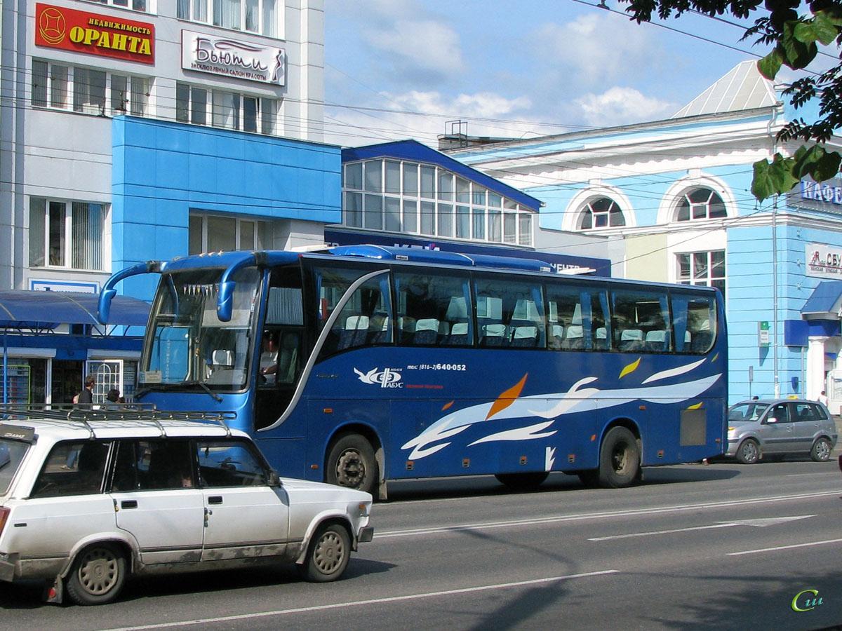 Великий Новгород. Golden Dragon XML6129E1A Grand Cruiser ас246