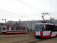 Санкт-Петербург. 71-134А (ЛМ-99АВ) №1380, 71-153 (ЛМ-2008) №1422