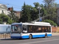 Иркутск. ТролЗа-5265.00 Мегаполис №318