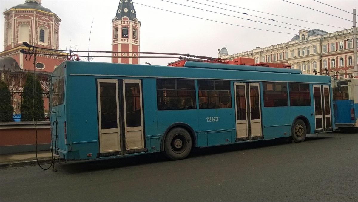 Саратов. ТролЗа-5275.05 Оптима №1263