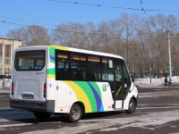 Комсомольск-на-Амуре. ГАЗель Next н078не