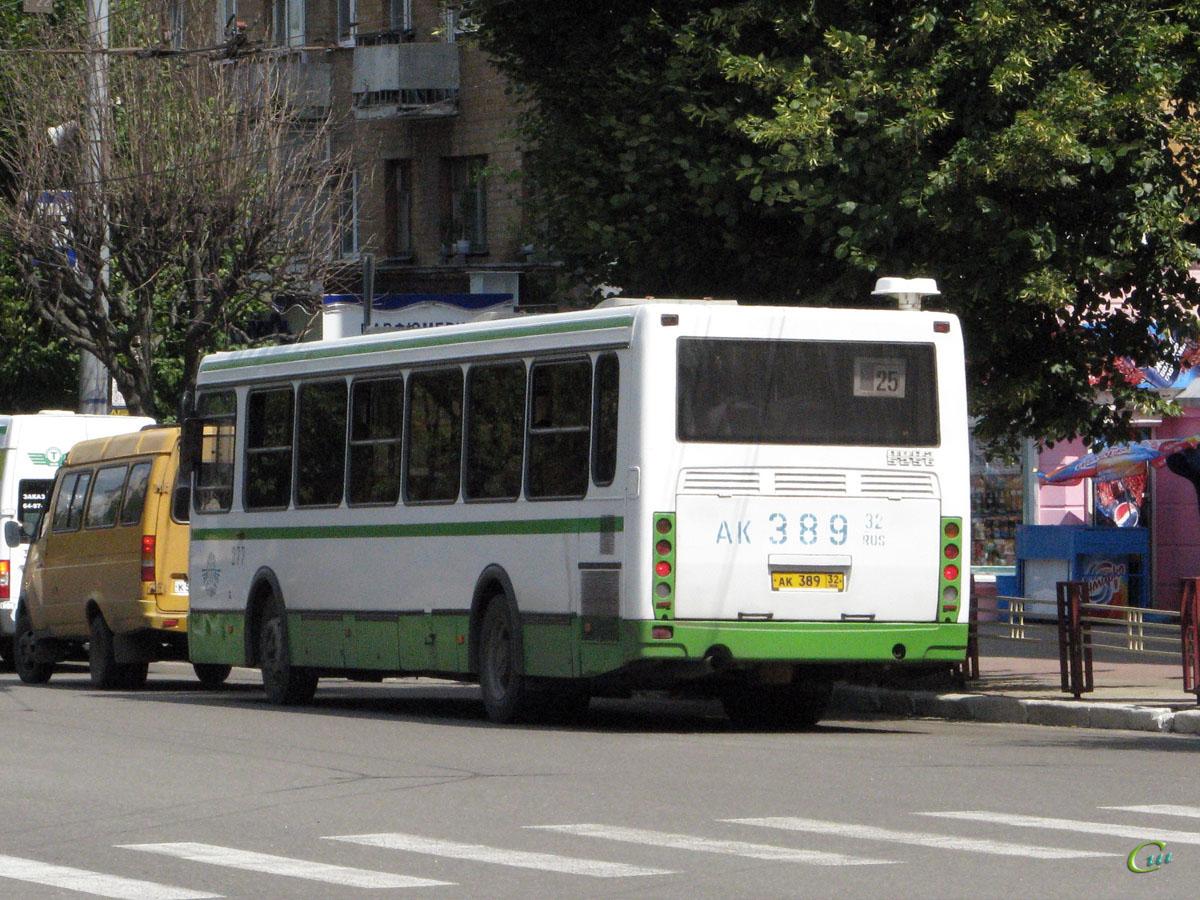 Брянск. ЛиАЗ-5256.26 ак389
