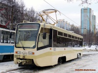 Москва. 71-619КТ (КТМ-19КТ) №1102