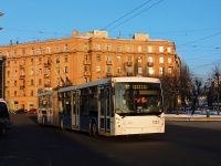 Санкт-Петербург. ТролЗа-6206.01 Мегаполис №1137