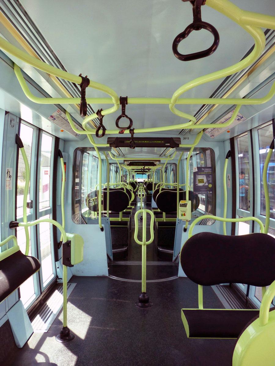Монпелье. Alstom Citadis 401 №2012