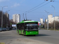 Харьков. ЛАЗ-Е183 №3403