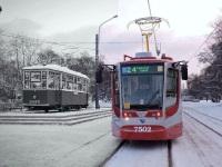 Санкт-Петербург. МС* №2465, 71-623-02 (КТМ-23) №7502