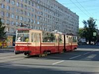 Санкт-Петербург. ЛВС-86К №3477