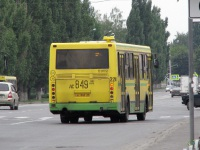 Липецк. ЛиАЗ-5256.26 ас849