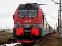Санкт-Петербург. 3ЭС4К-012 Дончак