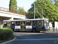 Будапешт. Ikarus 415 BPO-510