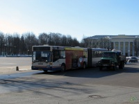 Великий Новгород. Mercedes-Benz O405GN ае038