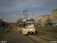 Москва. 71-619КТ (КТМ-19КТ) №5434