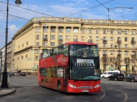 Санкт-Петербург. UNVI Urbis 2.5DD с727ао