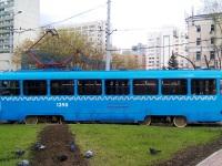 Москва. Tatra T3 (МТТЧ) №1390