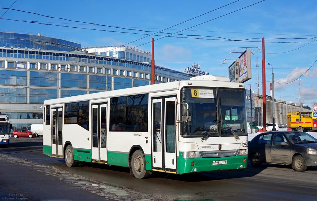 Санкт-Петербург. НефАЗ-5299-30-32 (5299CN) в396ас