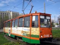 Набережные Челны. 71-605 (КТМ-5) №046