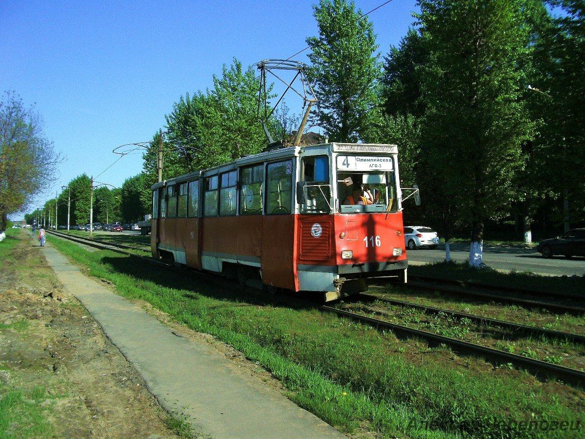 Череповец. 71-605 (КТМ-5) №116