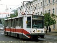 Тверь. 71-608К (КТМ-8) №262