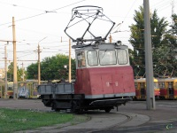 Киев. Двухосный грузовоз КЗЭТ №В-6