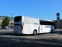 Хельсинки. Carrus 9700S UG GKB-370
