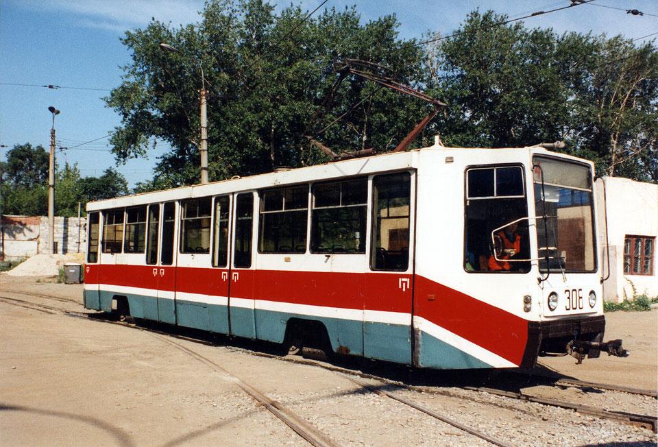 Челябинск. 71-608К (КТМ-8) №308