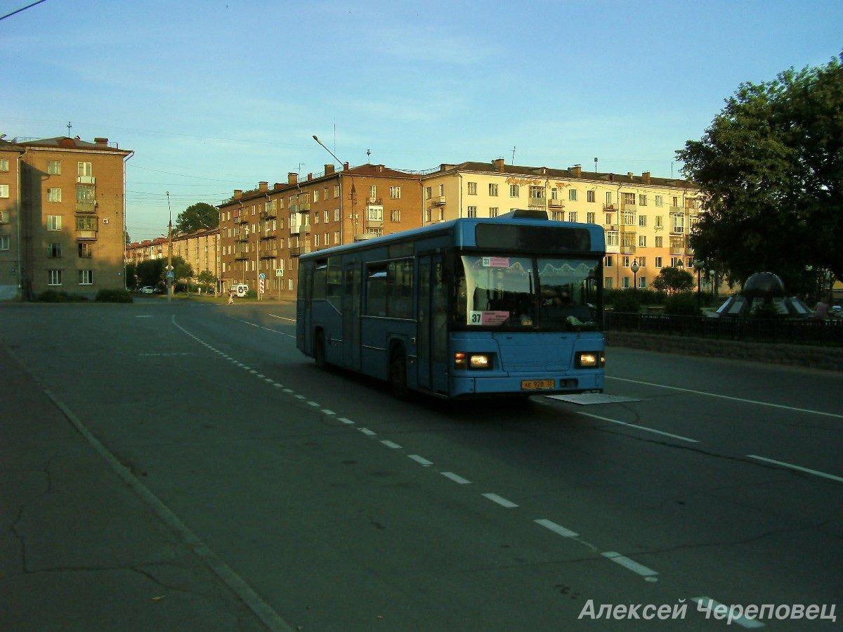 Череповец. Scania MaxCi CN113CLL ае928